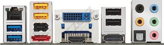 Intel Dry Fork BLKDH77DF - Intel H77