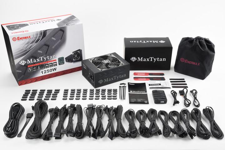 Enermax MaxTytan - 1250W