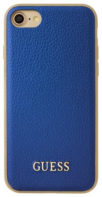 Guess IriDescent TPU Pouzdro Blue pro iPhone 7