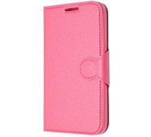 FIXED flipové pouzdro pro Samsung Galaxy Core Prime, G360, růžová - FIXBC-036-RD