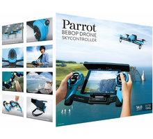 Parrot Bebop Drone & Skycontroller, modrá - PF725101