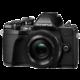 Olympus E-M10 Mark III + ED 14-42mm EZ, černá