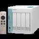 QNAP TS-451A-2G  + AVG Anti-Virus 2016, 1 licence (12 měs.) - lic. Krabicová vhodnotě 589,- zdarma ke QNAP + Zdarma KABEL PremiumCord Micro USB3.0, A-B (M/M) - 1m ( v ceně 199,-)
