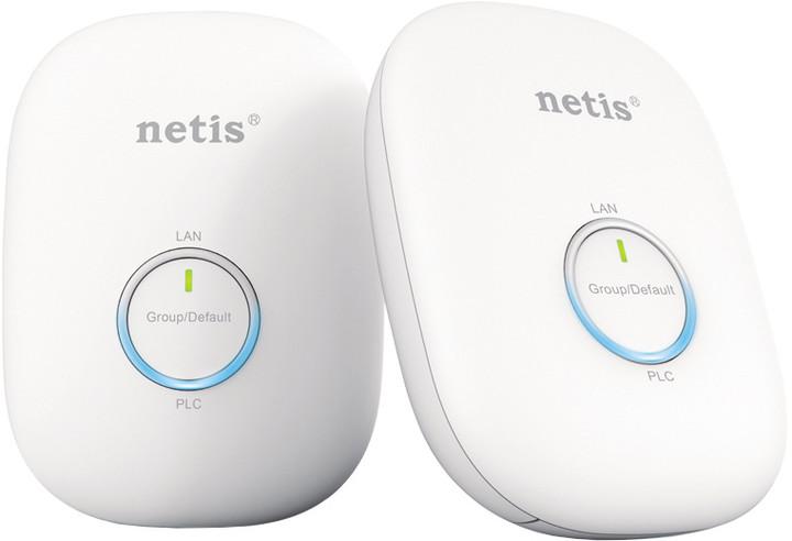Netis PL7600 Powerline Adapter Kit, 2ks