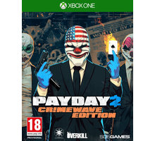 Payday 2: Crimewave Edition - XONE - 8023171036281