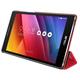 """ASUS ZenPad TriCover pouzdro 7"""" pro ZenPad C7 Z170C/Z170CG, červená"""
