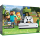XBOX ONE S, 500GB, bílá + Minecraft