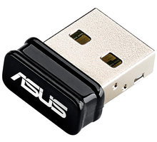 ASUS USB-N10 NANO - 90IG00J0-BU0N00 + Webshare VIP Silver, 1 měsíc, 10GB, voucher zdarma