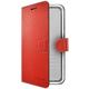 FIXED FIT pouzdro typu kniha pro Apple iPhone 5/5S/SE, červené