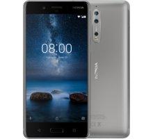 Nokia 8, stříbrná
