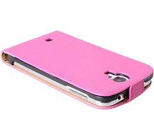 PATONA pouzdro pro Samsung Galaxy S4 (I9505), růžová hladká - PT8056
