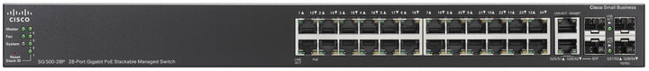 Cisco switch SG500-28P