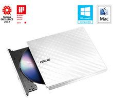 ASUS SDRW-08D2S-U LITE, bílá - SDRW-08D2S-U WHITE LITE + Fotopapír Safeprint pro laserové tiskárny Matte 200g, A4, 10 sheets v hodnotě 100Kč