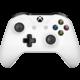 Druhý ovladač Xbox, bílý v ceně 1400 kč