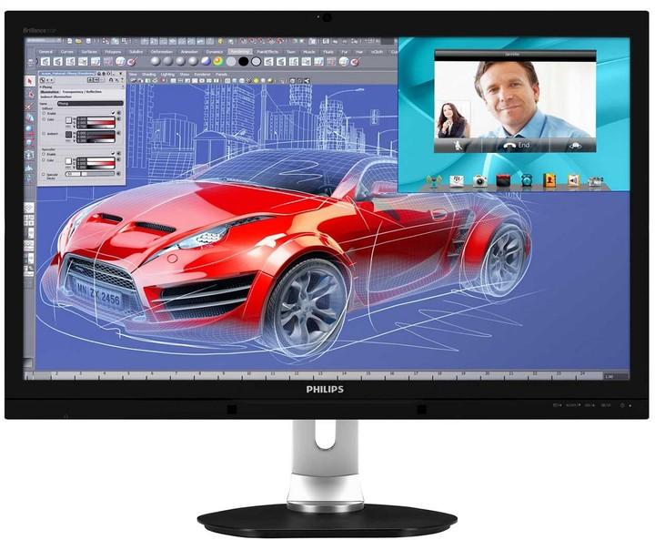 "Philips Brilliance 272P4QPJKEB - LED monitor 27"""
