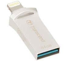 Transcend JetDrive Go 500 - 64GB, stříbrná - TS64GJDG500S