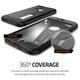 Spigen Perfect Armor ochranný kryt pro iPhone 6/6s, black