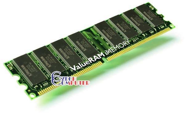 Kingston Value 1GB DDR 400 (KVR400X64C3A/1G)