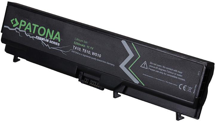 Patona baterie pro LENOVO E40,E50, 5200mAh, Li-Ion, 11,1V, Premium