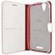 FIXED FIT pouzdro typu kniha pro Acer Liquid Z630, bílé