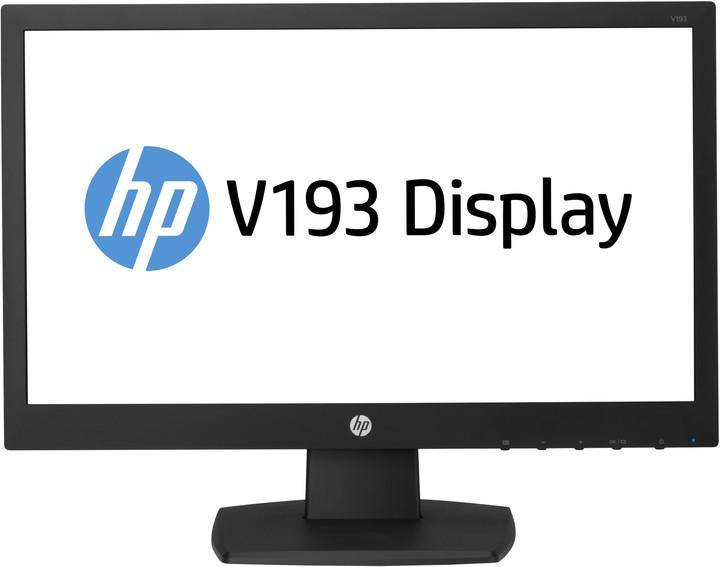 "HP V193 - LED monitor 19"""