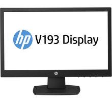 """HP V193 - LED monitor 19"""" - G9W86AA"""