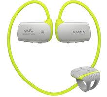 Sony NWZ-WS613, 4GB, žlutá - NWZWS613G.CEW