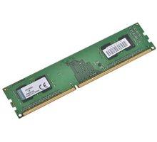 Kingston Value 2GB DDR3 1333 CL 9 - KVR13N9S6/2