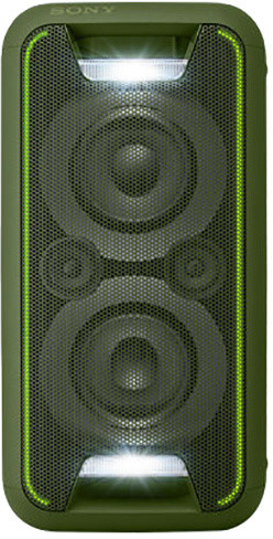 Sony GTK-XB5, zelená