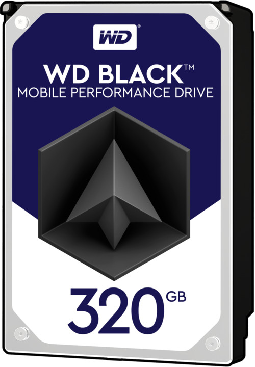 WD Black (LPLX) - 320GB
