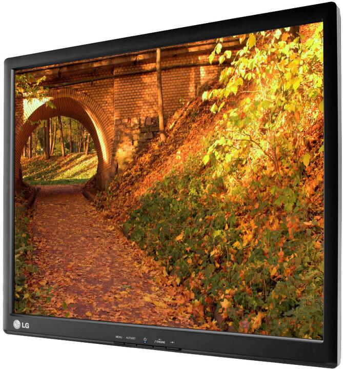 """LG 17MB15T-B - LED monitor 17"""""""