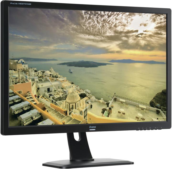 "iiyama XB3070WQS-B1 - LED monitor 30"""