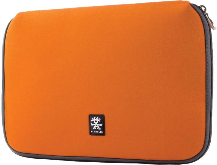 """Crumpler Base Layer 13"""" - oranžová/antracitová"""