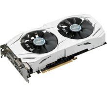 ASUS GeForce GTX 1060 DUAL-GTX1060-3G, 3GB GDDR5 - 90YV09X5-M0NA00 + Tričko nVidia Game Ready