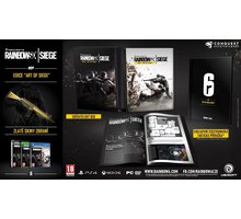 Rainbow Six: Siege - Collector's Edition (Xbox ONE) - 3307215890257