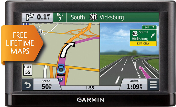 GARMIN Nüvi 58T Lifetime Europe