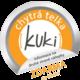 Kuki TV na 60 dní zdarma k telefonům Xiaomi 4A zlatá (v ceně 900,-)