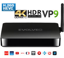 Evolveo Android Box H4 - ABOX-H4-HDR