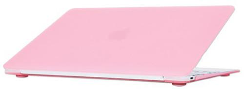 "Plastový kryt pro MacBook 12"" MATT - růžový"