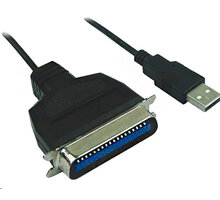 PremiumCord USB printer kabel USB na IEEE 1284 - 8592220001834