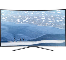 Samsung UE55KU6502 - 138cm + Elektrický gril Sencor v ceně 800 Kč