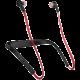 Jabra HALO SMART, červená  + Nike ALPHA ADAPT GYMSACK černý v hodnotě 390 Kč