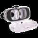 """Patona 3D brýle pro virtuální realitu/ Smartphone 3,5""""-5""""/ bílá"""