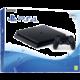 PlayStation 4 Slim, 500GB, černá  + Gamepad Sony DS4 V2, černý v ceně 1400 Kč