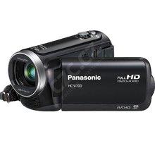 Panasonic HC-V100EP-K, černá