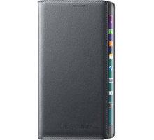 Samsung EF-WN915BC flip pouzdro pro Galaxy Note Edge, černá - EF-WN915BCEGWW