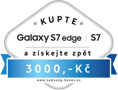 Cashback Samsung - získej 3000 Kč zpět