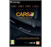 Project CARS: Game of the Year Edition (PC) - PC