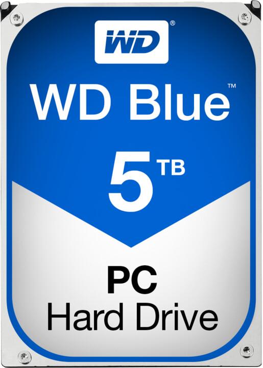 WD Blue - 5TB