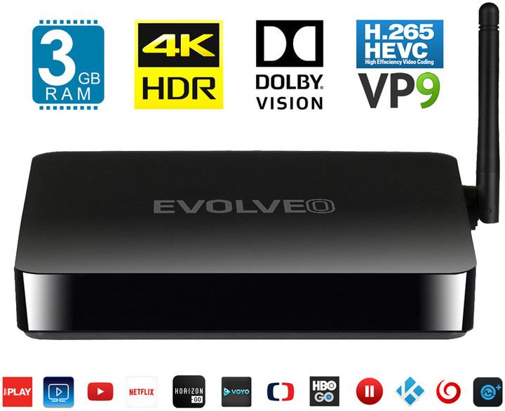 Evolveo Android Box H8